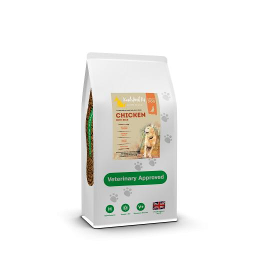 Chicken with Rice Complete Dog Food